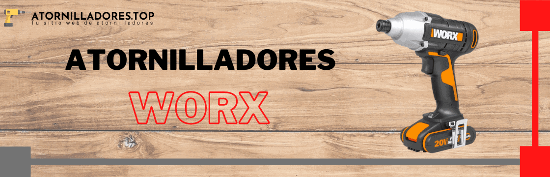 Comparativa de los mejores atornilladores Worx